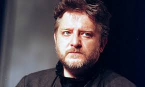 Simon Russell Beale as Hamlet at the Lyttelton in 2000. Photograph: Tristram Kenton - Simon-Russell-Beale-as-Ha-002