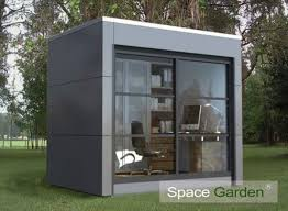 work e en s a fabricated outdoor office in your own the shed shop backyard studio backyard office shed