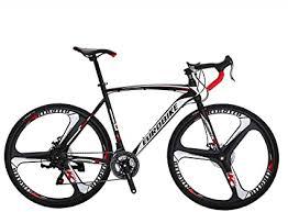 Eurobike XC550 Road <b>Bike</b> 21 Speed 700C Road <b>Bicycle</b> Dual <b>Disc</b> ...