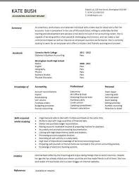 sample resume of junior accountant resume junior accountant resume