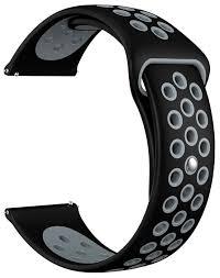 <b>Lyambda Универсальный силиконовый ремешок</b> Alioth для часов ...