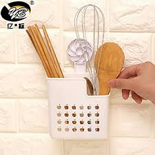 Buy 3nh Green : <b>Wall Mounted</b> Type Kitchen waterproof <b>Chopsticks</b> ...