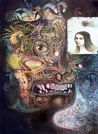 images about Otto Rapp on Pinterest   Horror art  Acid trip