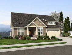 images about New England House Plans on Pinterest   House    thehousedesigners com  Tell us what you think about this new craftsman cottage  houseplan   daylight basement