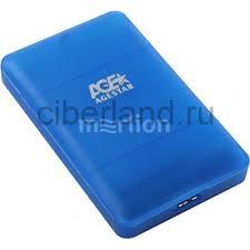 Купить <b>Внешний корпус для HDD</b> 2,5'' AgeStar 3UBCP3 SATA