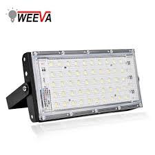 Led Floodlight 50W <b>Waterproof IP65 Outdoor</b> LED Reflector Light ...