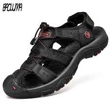 <b>Classic Men's Sandals</b> Summer <b>Soft Sandals</b> Comfortable <b>Men</b> ...