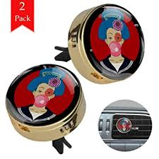 Cartoon Japanese Girl 2PCS Car Aromatherapy ... - Amazon.com
