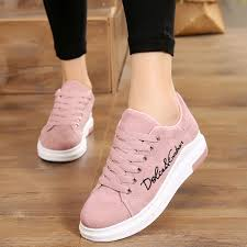 <b>YeddaMavis</b> Pink <b>Running Shoes</b> Woman Casual Shoes Women ...