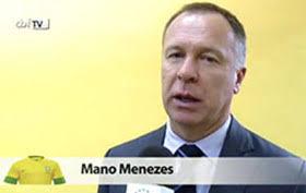 ... 2014 wurde der Nationaltrainer des Gastgebers, Mano Menezes, entlassen. - wm2014-8-mano_menezes