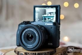 Обзор камеры <b>Canon EOS</b> M6 Mark II: впечатляющий апгрейд ...
