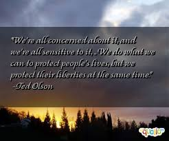 Ted Olson Quotes @Quotio via Relatably.com