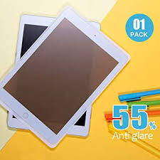 <b>Anti Blue</b> Light <b>Tempered Glass Screen Protector</b> Armor For iPad ...