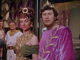Image result for images of 1951 movie quo vadis