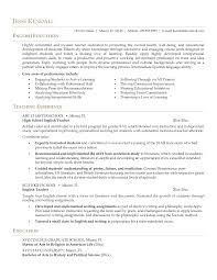 examples for teachers resumes  seangarrette coteacher resume examples doc   examples for teachers resumes