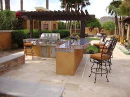 Prefab Outdoor Kitchen Island Guide To Barbeque Grill Islands And Outdoor Kitchens Eva Furniture