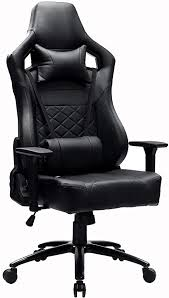 Blue Whale Big and Tall Gaming Chair with Massage ... - Amazon.com