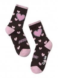 Купить носки для девочек махровые носки SOF-TIKI с рисунками ...