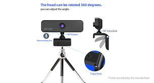 $24.04 (Free Shipping) <b>HXSJ S2</b> 1080p HD Clip-on USB Webcam ...