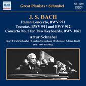 <b>BACH</b>, J.S.: <b>Italian Concerto</b> / Toccatas / Concerto for 2 Keyboards ...
