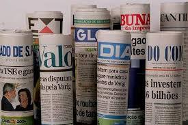 Jornais do Brasil nessa Segunda Feira 20 de Outubro