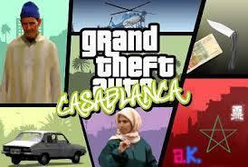 تحميل لعبة جاتا المغرب الاصدار الاول gta maroc casablanca gta san andreas mod