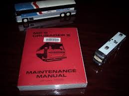 mci 9 manuals full printed mci 9 maintenance manual 119 95