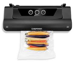 Chefman Electric Vacuum Sealer, Food Sealer ... - Amazon.com