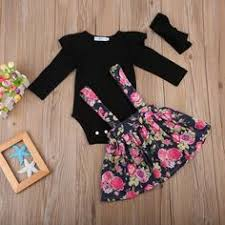 Summer baby <b>girls clothing</b> sets kids dress suit <b>girls</b> T-shirt strap ...
