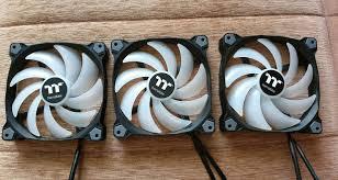 Обзор на <b>Вентилятор</b> для корпуса <b>Thermaltake</b> Premium <b>Pure 14</b> ...