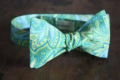 Lord Wallington Handmade <b>Green Paisley</b> Bow Tie | Stylish <b>mens</b> ...