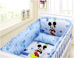 mickey mouse baby bed set baby mickey crib set design