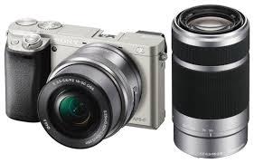 <b>Фотоаппарат Sony Alpha</b> ILCE-6000 Kit — купить по выгодной ...