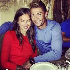 Cristiano Ronaldo with passionate, Single