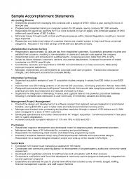 Sample Resume Accomplishments - Template - Template. Major ... How To Write Accomplishments In Resume | Samples Of Resumes