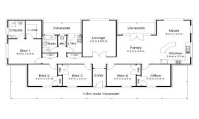 Traditional Australian Houses Australian Colonial House Plans