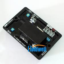 Holdwell <b>Automatic Voltage</b> Regulator <b>R220</b> Leroy Somer <b>Avr R220</b>