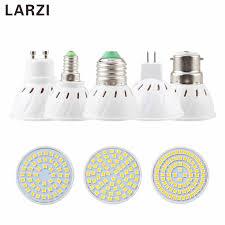 LARZI <b>LED Lamp E27</b> E14 GU10 MR16 B22 110V <b>220V LED light</b> ...