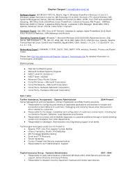 sample resume template for mac resume sample information sample resume systems administrator resume template for mac sample employment sample resume template