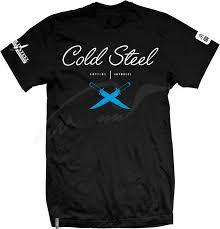 <b>Футболка Cold Steel Cross</b> Guard T-Shirt. Размер - Цвет - черный ...