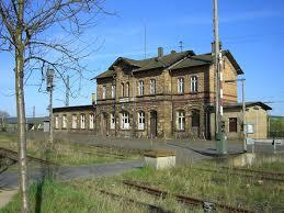 Niederwalgern station