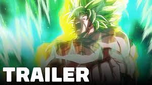 <b>Dragon Ball</b> Super: <b>Broly</b> Trailer #3 - (English Sub) - YouTube