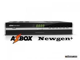 NOVA ATUALIZAÇÃO AZBOX NEWGEM  2.55 IKS - 30-01-2015