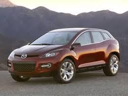 Обзор автомобиля Mazda CX-7 2007 года выпуска / Обзор