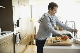 clean kitchen:  having a clean kitchen will help you lose weight jyj