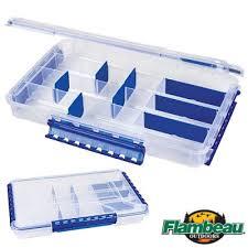 <b>Коробка Рыболовная Пластмассовая Flambeau</b> Waterproof Tt 5 ...