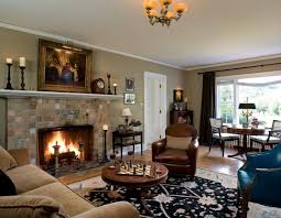 Warm Paint Colors For Living Rooms Choosing Paint Colors For A Colonial Revival Home Old House