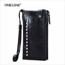 <b>JOYIR Genuine Leather Men</b> Wallet Purse Female Small ...
