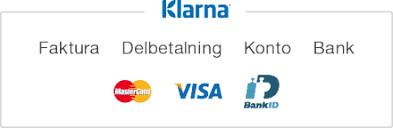 Bildresultat för klarna checkout logo