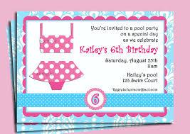 birthday pool party invitation wording com pool birthday party invitation wording for your inspiration to make invitation template look beautiful
